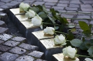 Stolperstein laying ceremonies